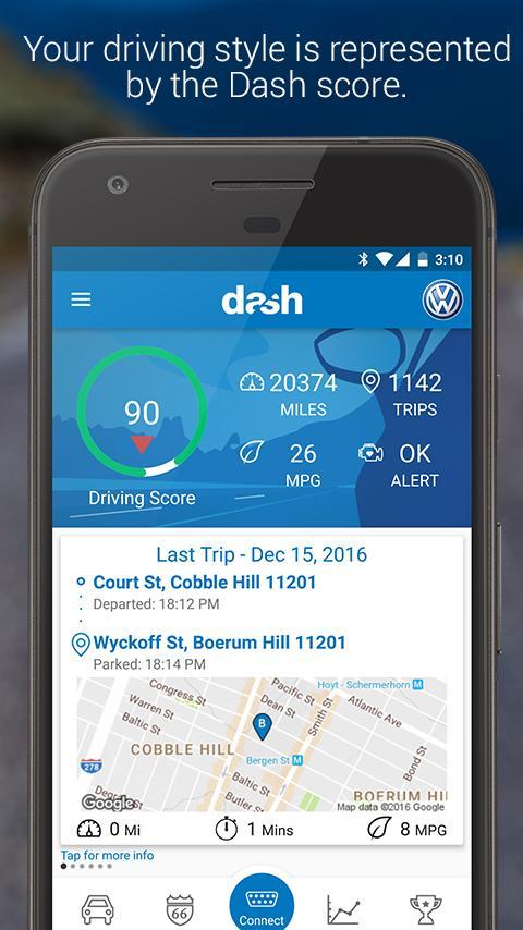 Dash Drive Smart 3 5 25 Screenshot 1