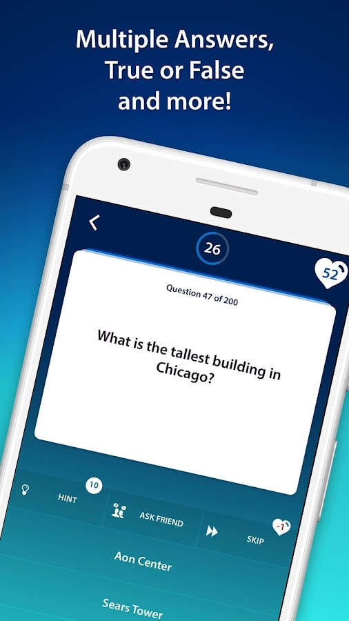 US Geography Quiz 3.0.0 APK Download - Android Entertainment التطبيقات