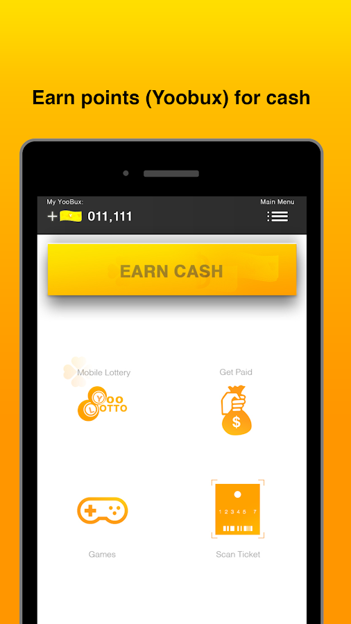 YooLotto: Mobile Lotto  Play  Scan  Win  Redeem  9 28 APK