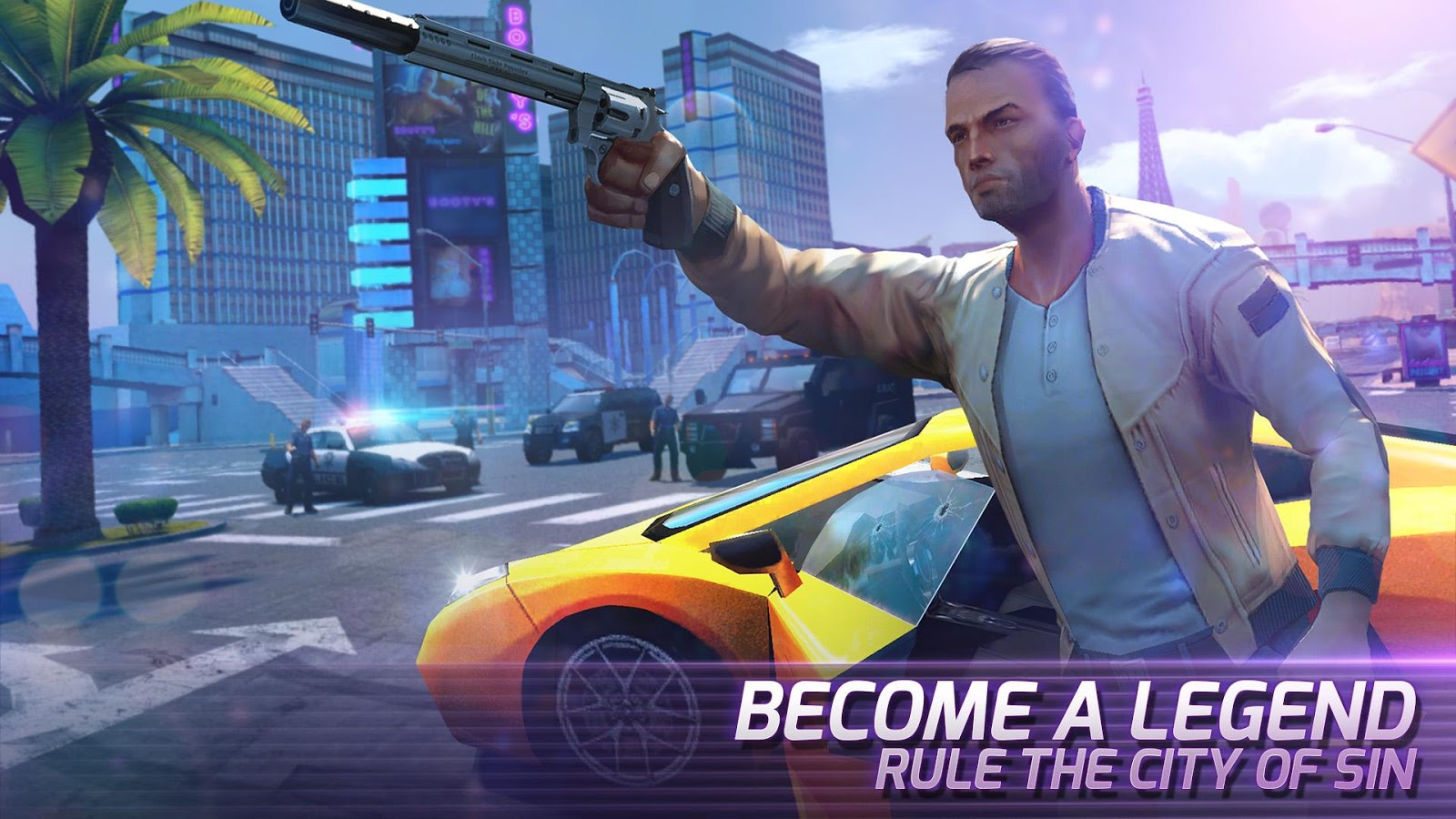 Game android mirip GTA offline