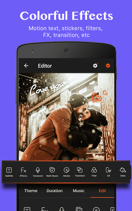 Lucky Human Review Go App Xvideostudio Video Editor Pro Apk Gif Download Free