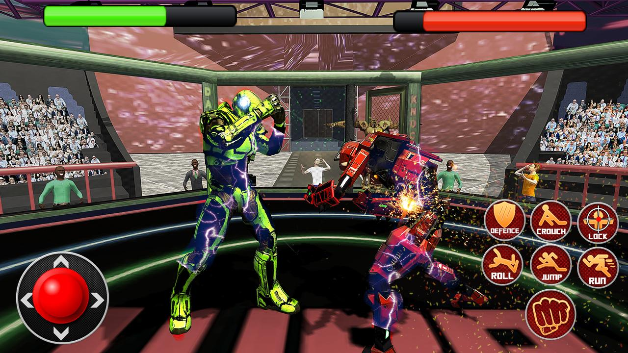 Real robots steel ring fighting Game 2017 1 0 APK Download