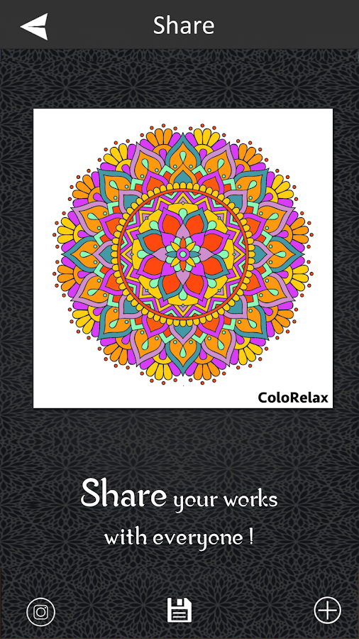 ColoRelax Mandala Coloring Book 2018 15 Screenshot 20