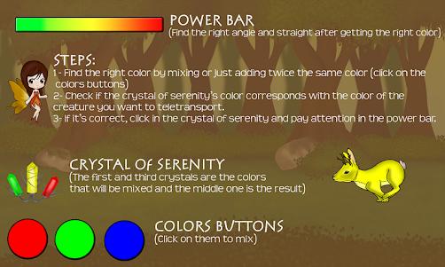 Crystal of Serenity Fairytale 1.2 screenshot 3