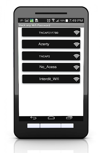 Hack Any wifi password (prank) 1.0.0 APK