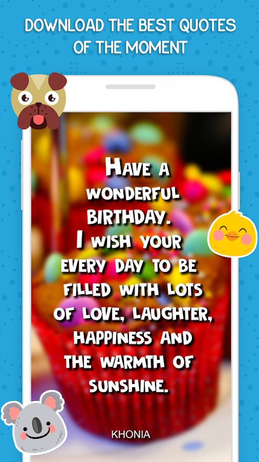 Birthday Wishes 150 Screenshot 1