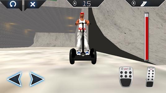 Simulator for Segway 1.1 screenshot 1