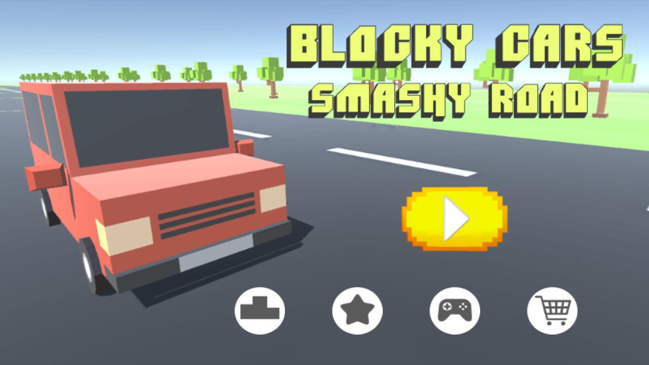 blocky cars cheats