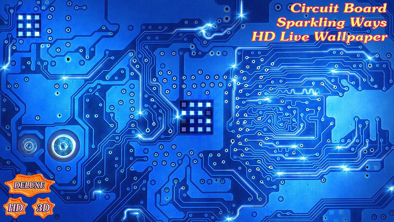Circuit Board Sparkling Ways 177 Apk Download Android