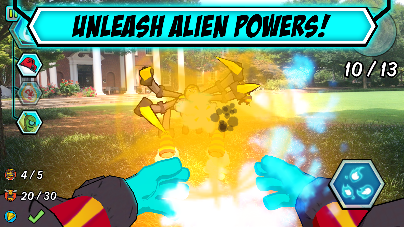 Ben 10: Alien Experience 2.0 APK Download - Android Action Games