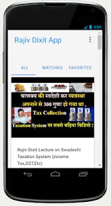 Rajiv Dixit 1.0 screenshot 5
