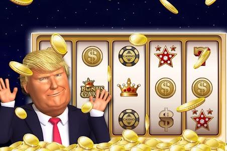 Trump Slots - Huuuuge Wins 1.0 screenshot 2