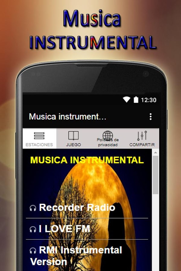 Free Instrumental Music 1 10 APK Download - Android Music