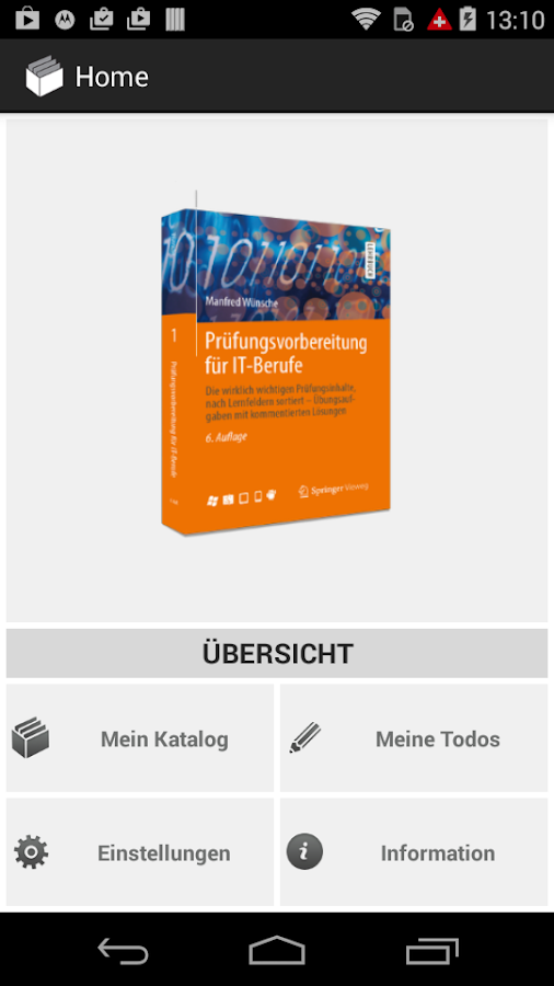 Prüfungsvorbereitung IT-Berufe 2.6.24 APK Download - Android ...