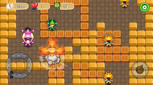 Bomber Hero 2 1.0 screenshot 1