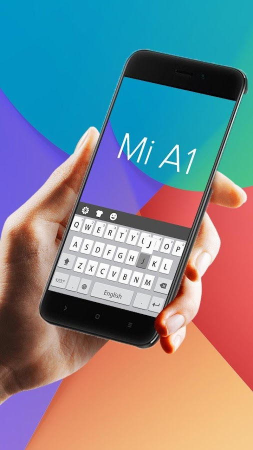 Keyboard for Mi A1 10001005 APK Download - Android Personalization Apps