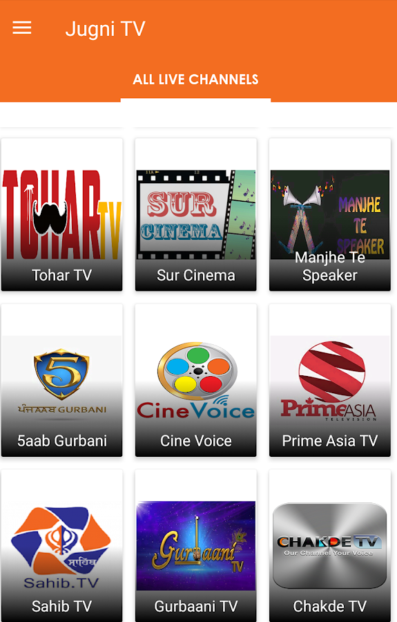 Jugni TV Live Cricket Gurbani 2 5 APK Download - Android