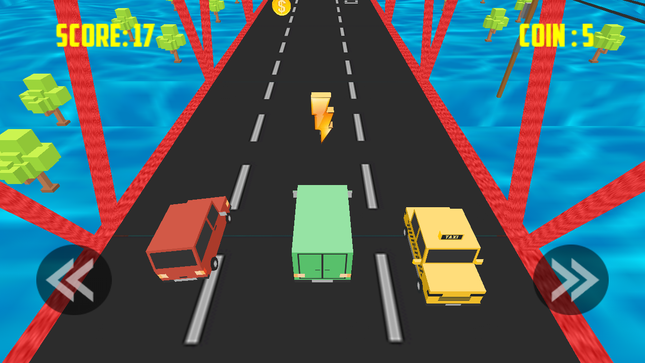 Blocky cars smashy road 11 apk download android arcade games blocky cars smashy road 11 screenshot 4 publicscrutiny Image collections