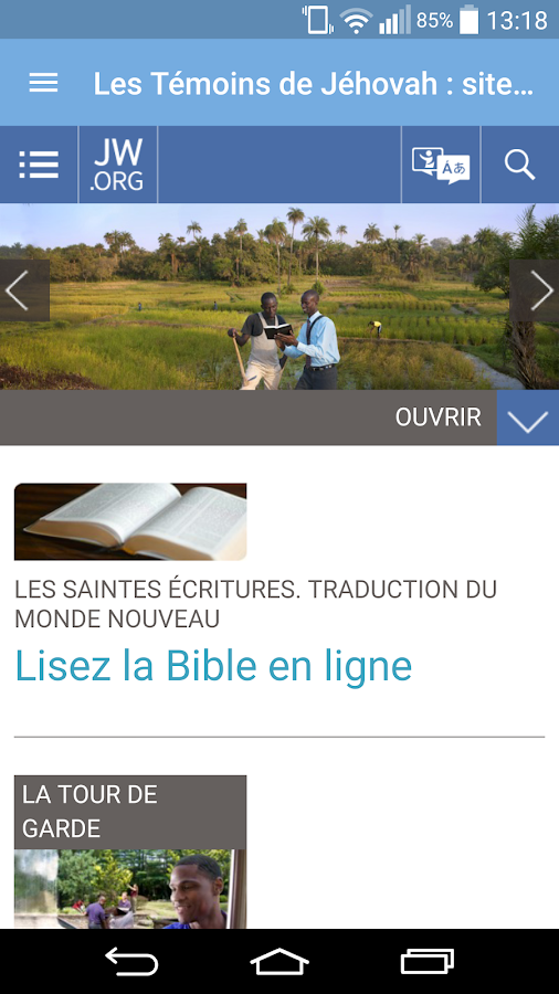 JW Podcast (français) 4.1 APK Download - Android Books & Reference Apps