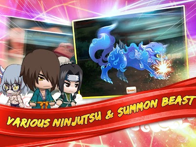 Ninja Heroes 1.1.0 screenshot 4
