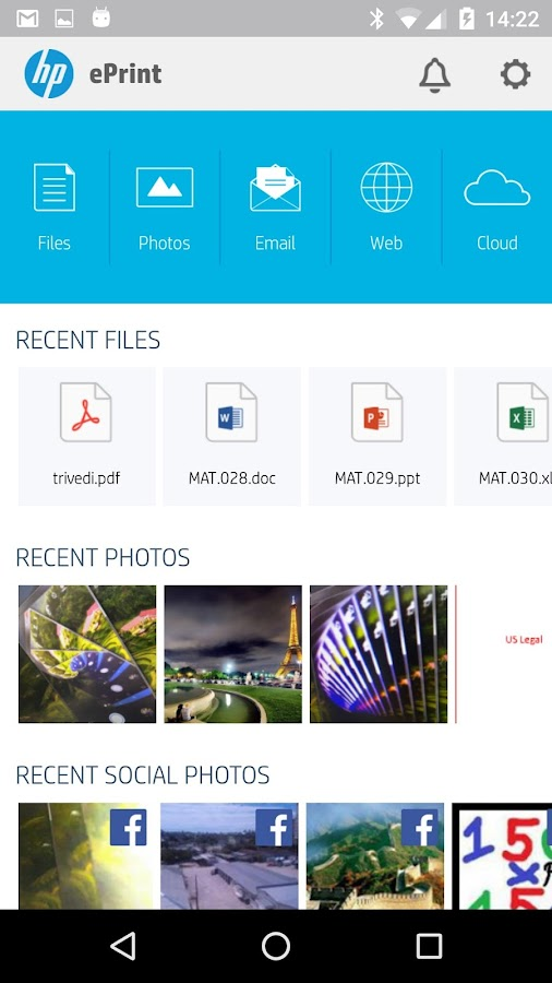 HP ePrint 4 3 4 APK Download - Android Photography Apps