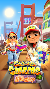 Subway Surfers 1.100.0 screenshot 1
