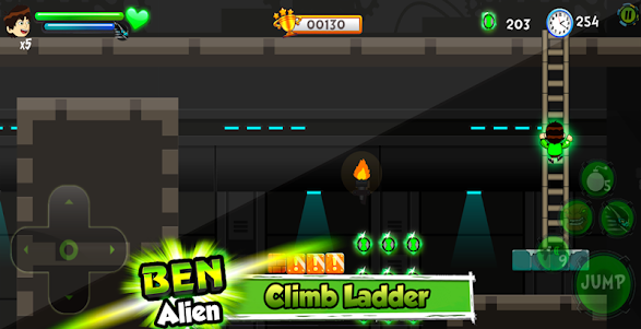 👽 Ben Super Ultimate Alien Transform 10.44 screenshot 7