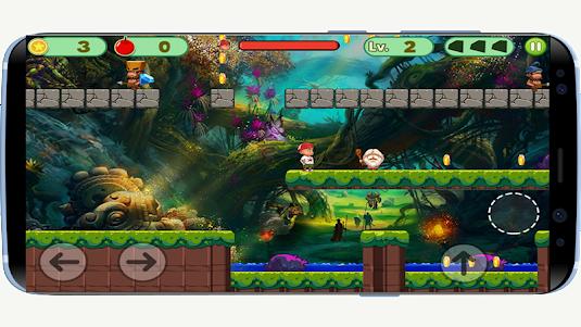 Jungle Adventure Super Boy 1.0 screenshot 2