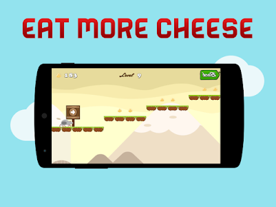 Nickey Mouse : Cheese lover 1.0 screenshot 5
