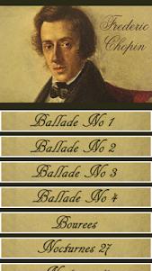 Chopin Classical Music 5.0 screenshot 1