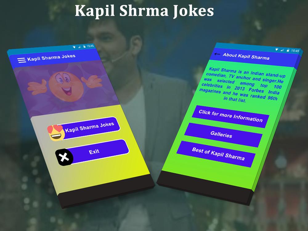 Kapal Sharma 10000 Funny Jokes हिन्दी चुटकुले 1 2 APK