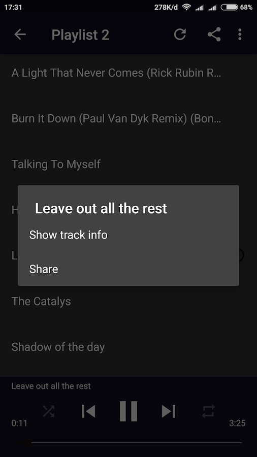 Linkin Park MP3 1 0 APK Download - Android Music & Audio Apps