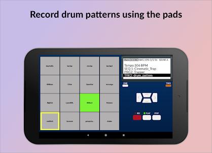 MPC MACHINE - Sampling Drum Machine Beat Maker 1.36 screenshot 9
