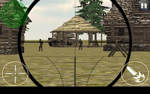 Army Commando Sniper Hunt 1.0 screenshot 8