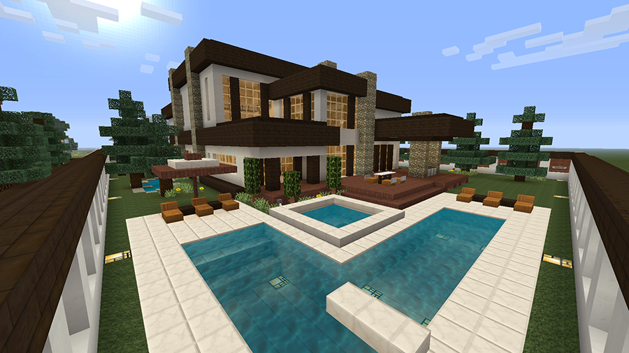 House building minecraft guide 1 0 apk download android arcade games - Make a house a home ...