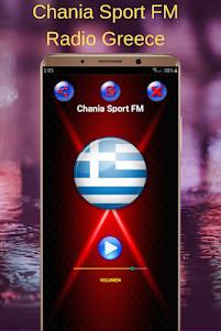 Chania Sport FM Radio Greece 1.0 screenshot 1