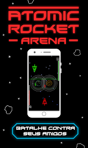 Atomic Rocket Arena 2.0 screenshot 1