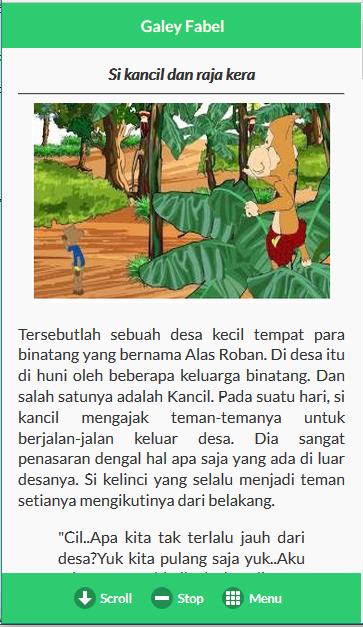 Dongeng Hewan Pesan Moral 1 0 Apk Download Android книги и