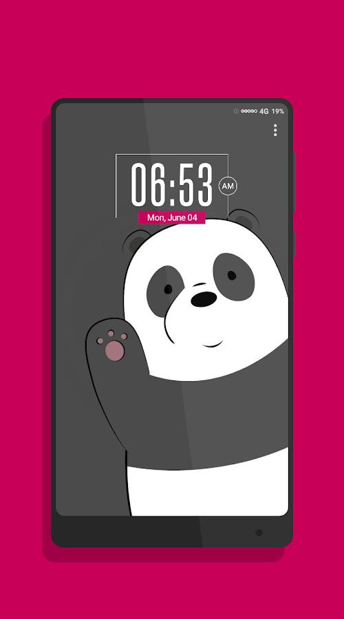 ... Cute Bear Wallpaper 1.0 screenshot 6 ...