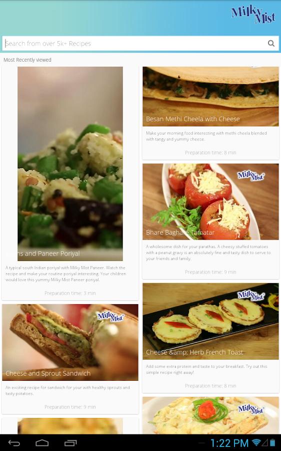 Milky mist dairy food recipe 11 apk download android lifestyle apps milky mist dairy food recipe 11 screenshot 4 forumfinder Choice Image