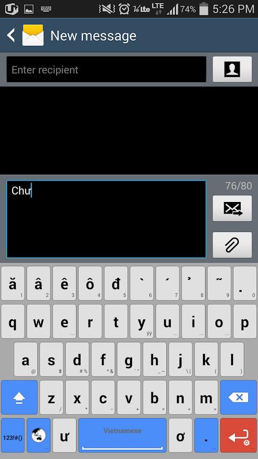 Vietnamese Keyboard 2Keyboard 1 0 1 APK Download - Android Tools Apps