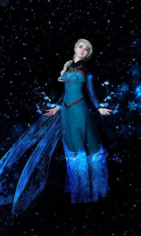 Princess WallpaperSnow Frozen 10 Screenshot 11