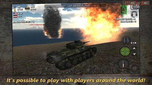 Attack on Tank : Rush - Heroes of WW2 2.2.0 screenshot 2