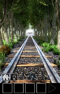 脱出ゲーム 電車のある道 1.21 screenshot 6