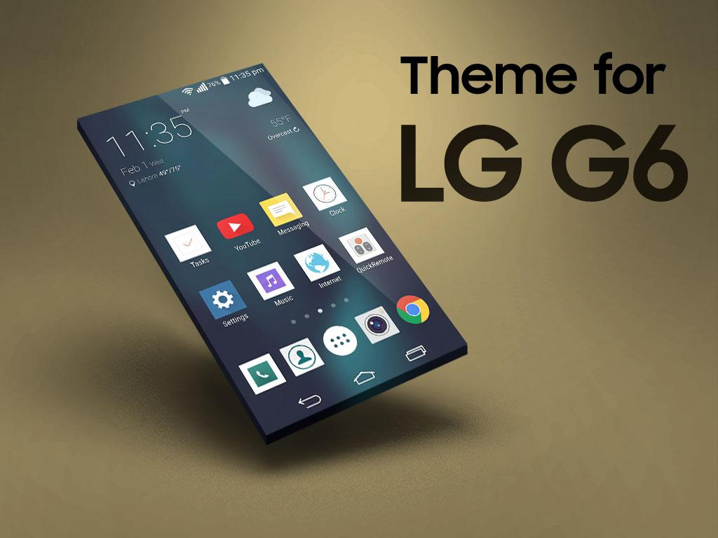 Theme for LG G6 1 0 APK Download - Android Personalization Apps