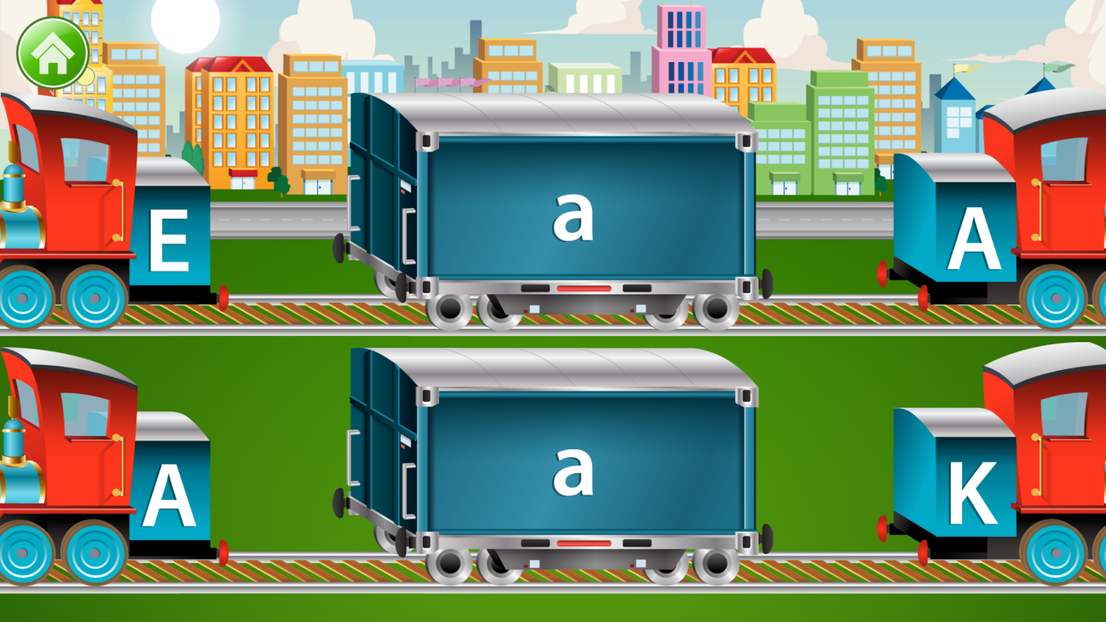 Learn Letter Names and Sounds with ABC Trains 1.8.7 APK Download ...