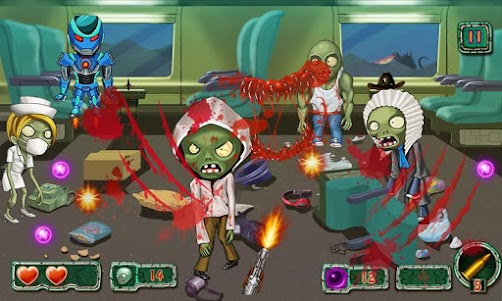 ZDK Zombie Death Kill 1.9 screenshot 3