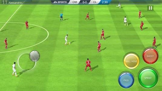 FIFA 16 Soccer 3.3.118003 screenshot 8