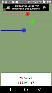 Color Picker 1.0 screenshot 1