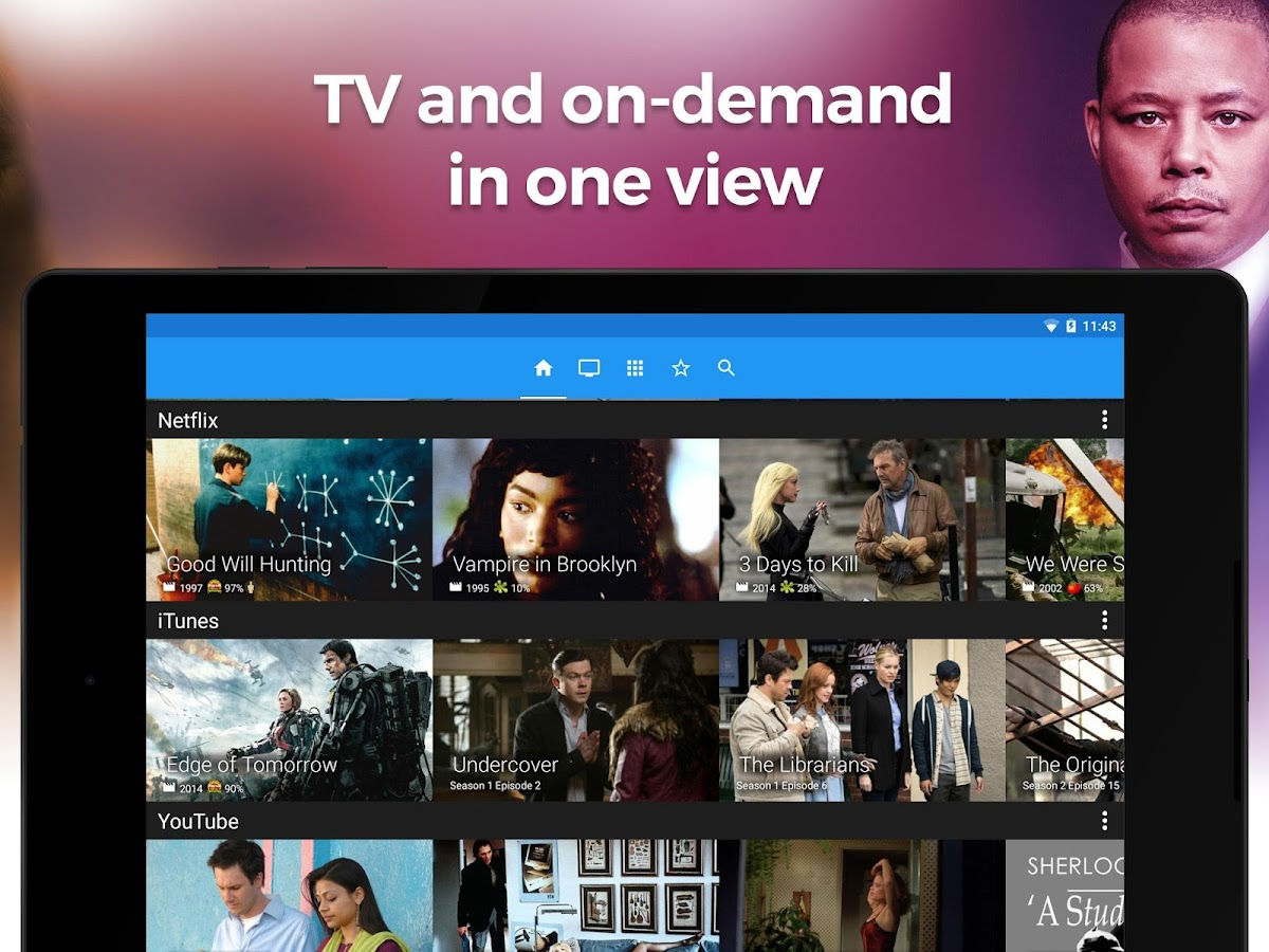 YO TV Guide HBO, Netflix, Hulu 8 0 3 APK Download - Android